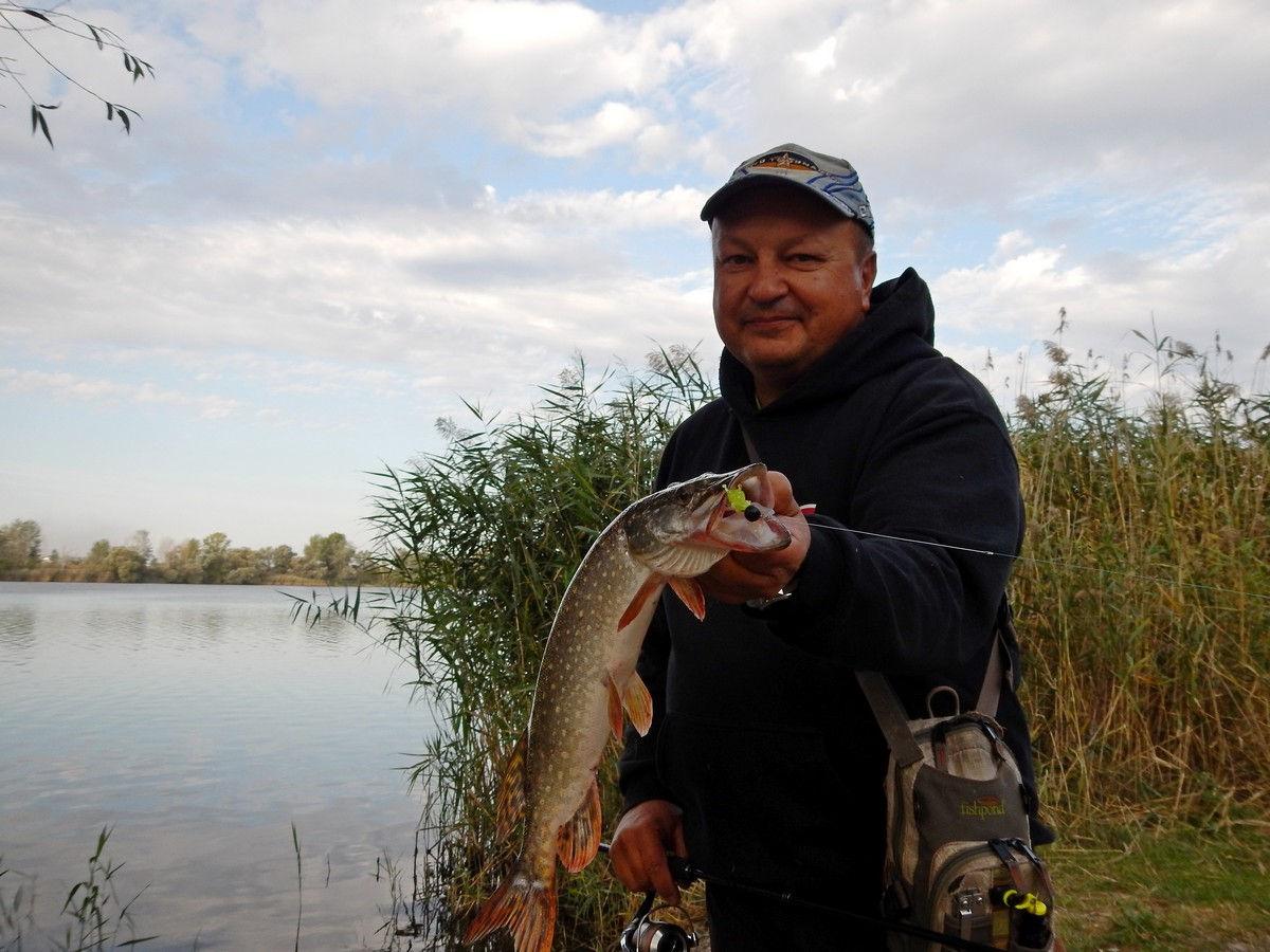 осенняя рыбалка с силиконовыми приманками фанатик
