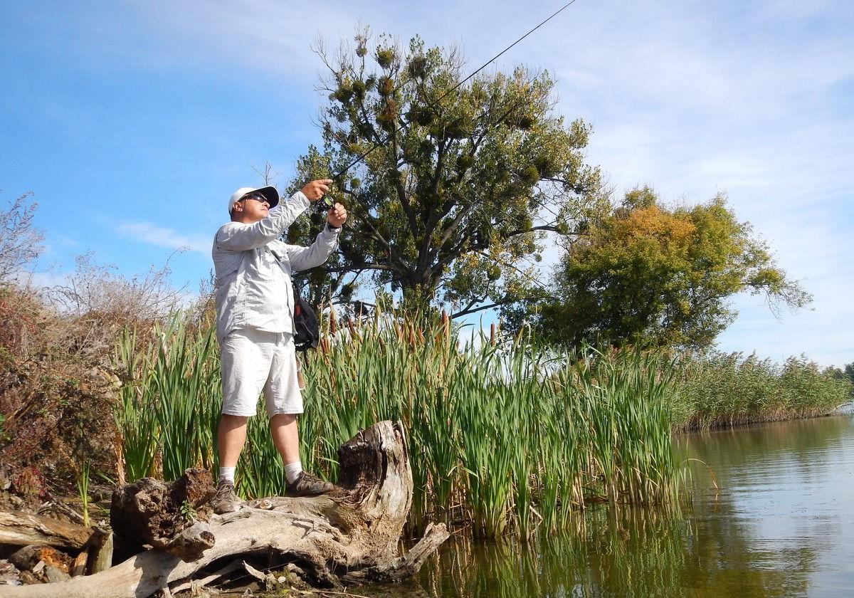 осенняя рыбалка на окуня
